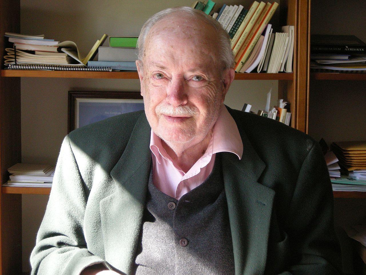 Douglas Lochhead in 2008