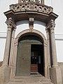 Piarist Church. Portal. - Vác.JPG