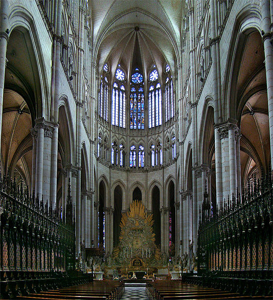 A discussion on the gothic style