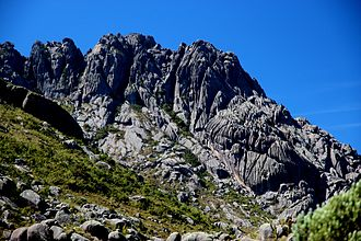 Pico das Agulhas Negras - Pico das Agulhas Negras, the highest point of the state of Rio de Janeiro, and the fifth-highest mountain in Brazil.