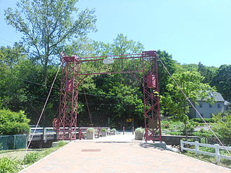 Piermont, New York - Renovated Drawbridge (2012)