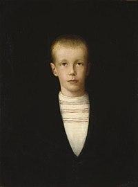 Piet Mondriaan - Portret van Dirk Johan Hulshoff Pol (1894-1972) - 0333461 - Kunstmuseum Den Haag.jpg