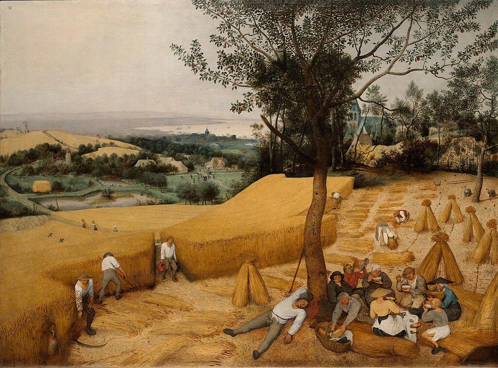 Pieter Bruegel de Oude - De graanoogst.jpg