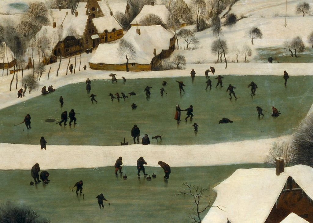 Hunters in the Snow (short story)