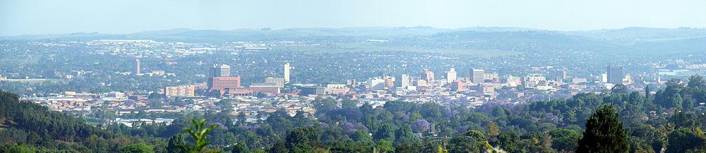 Pietermaritzburg - Wikiwand