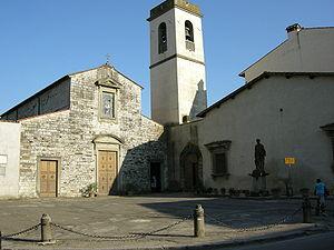 San Piero a Sieve - Pieve of San Pietro.