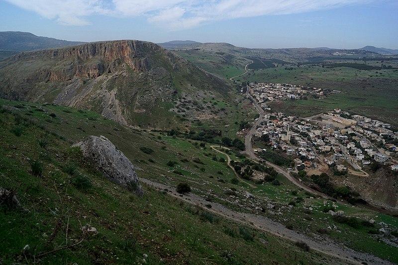 הר נתאי וכפר חמאם