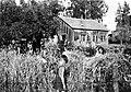 PikiWiki Israel 7841 Gan-Samuel - children harvest wheat 1940-5.jpg