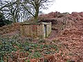 Pillbox on Kinver Edge - geograph.org.uk - 1702064.jpg