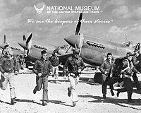 Pilots running towards warharks.jpg
