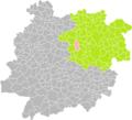 Pinel-Hauterive (Lot-et-Garonne) dans son Arrondissement.png