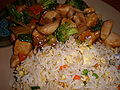 Ping SJ garlic chicken & fried rice.JPG