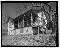 Pisgah National Forest Inn, Kalmia Cabin, Blue Ridge Parkway Milepost 408.6, Asheville, Buncombe County, NC HABS NC-356-F-2.tif