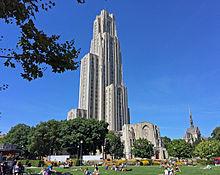 University Of Pittsburgh Wikipedia