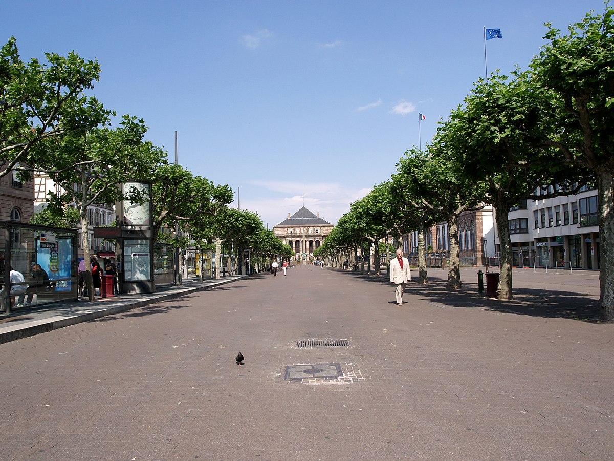 Place Broglie  U2014 Wikip U00e9dia