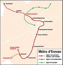 D Metro Map.Yerevan Metro Wikipedia