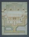 Plan över sjögården - Skoklosters slott - 73704.tif