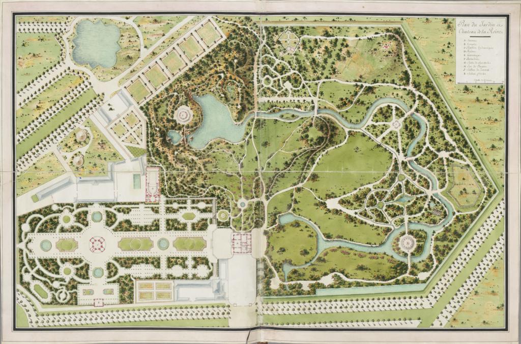 Plan Ville Vaux Le Penil