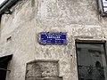 Plaque Cocher Rue Bagneux - Châtillon (FR92) - 2021-01-03 - 2.jpg