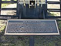 Plaque for Old Yeller 099 in The Dalles, Oregon, Feb 10.jpg