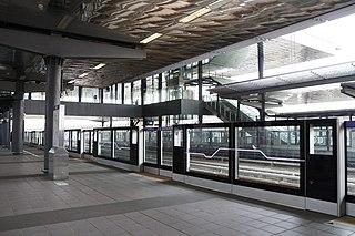 Linkou metro station
