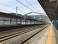 Platform of Shin-Iwakuni Station.jpg