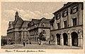 Plauen, Neundorfer Straße - Feuerwache-Sparkasse-Rathaus um 1920.jpg