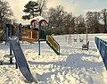 Play area, Muchall Park, Penn, Wolverhampton - geograph.org.uk - 1148291.jpg
