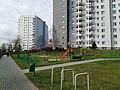 Playground Noskowskiego 10 i 8 Warszawa Służew.jpg