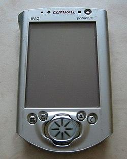 PocketPC Compaq iPAQ 3630.jpg