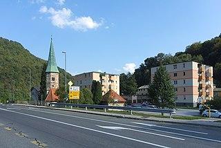 Podkraj, Hrastnik Place in Lower Carniola, Slovenia