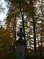 Podzamecka zahrada Kromeriz - Busta arcibiskupa Rudolfa Jana.JPG