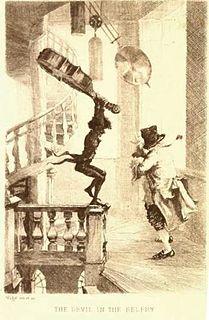 The Devil in the Belfry Short story by Edgar Allan Poe