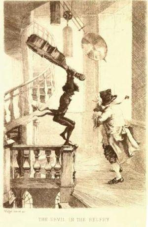 The Devil in the Belfry - Image: Poe the devil in the belfry