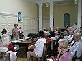 Poetry recital at The Elms, Old Bedhampton - geograph.org.uk - 985063.jpg