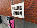 Polling station sign Highgate library.jpg