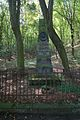 Pomník Vítězslava Hálka na úbočí kopce Závist u Zbraslavi.jpg