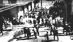 Ponce massacre - Outbreak of the Ponce Massacre