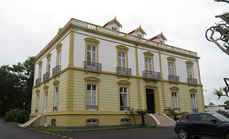 University of the Azores - Rectorate, Ponta Delgada campus