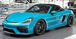 Porsche Boxster/Cayman Motor vehicle