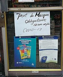 Chronologie De La Pandemie De Covid 19 Au Quebec Wikipedia
