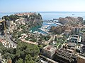 Port of Fontvieille from the exotic garden of Monaco.jpg