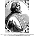 Portrait of Charlemagne whom the Song of Roland names the King with the Grizzly Beard.png