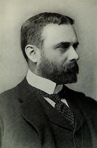 Sir Gilbert Parker, 1st Baronet - Image: Portrait of Gilbert Parker