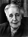 Portrait of Melanie Klein,1955 Wellcome L0018523.jpg