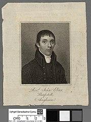 Revd. John Elias, Llanfechell, Anglesea