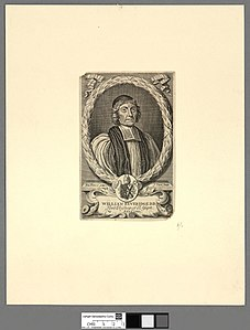 Portrait of William Beveridge, D.D. Lord Bishop of St. Asaph (4671262).jpg