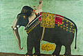 Portrait of the Elephant Alam Guman.jpg