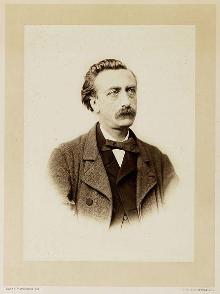 File:Portret van de schrijver Multatuli.jpg