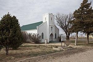 Posey, Texas - Immanuel Lutheran Church in Posey